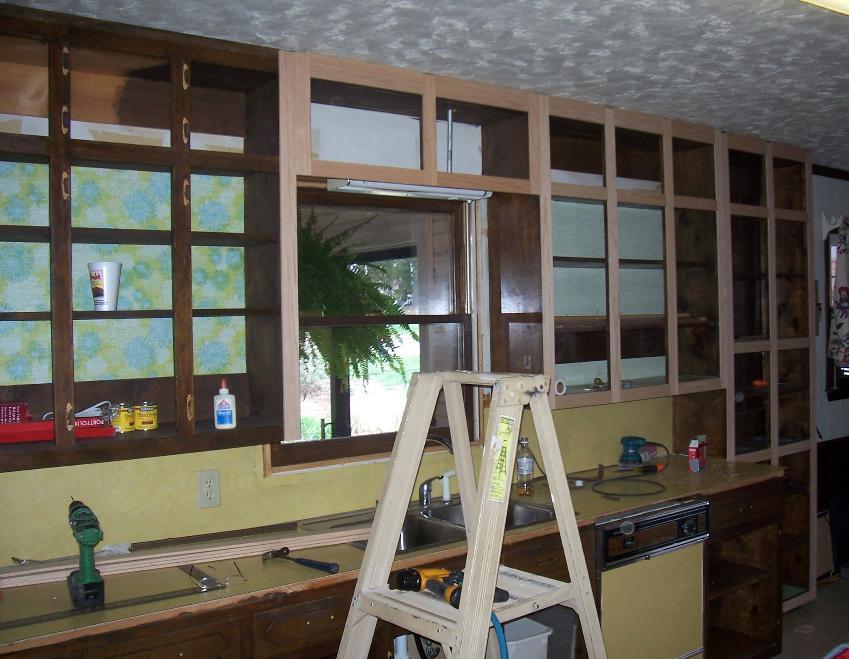 Refacing Cabinets Photos